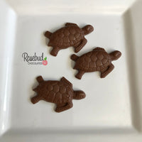 12 SEA TURTLE Chocolate Candy Party Favors