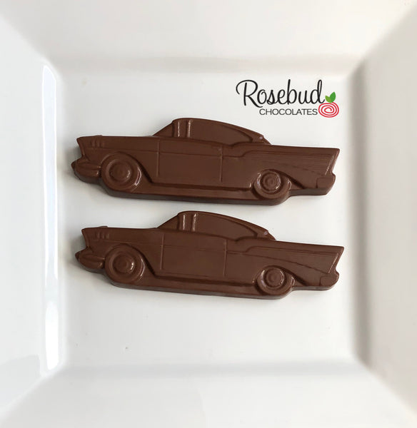 8 VINTAGE CAR Chocolate Candy Party Favors