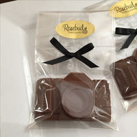 8 CAMERA Chocolate Candy Party Favors