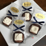 12 ASSORTED NAUTICAL Chocolate Covered Oreo Cookie Candy Party Favors