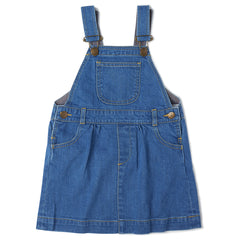 Stonewash Denim Dress