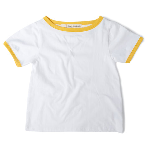 The Jack Tee - Yellow