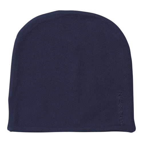Deep Navy Cotton Hat For Babies  | Gabri Isle