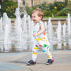 Colorful Dino Romper