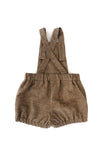 Brown Wool Romper