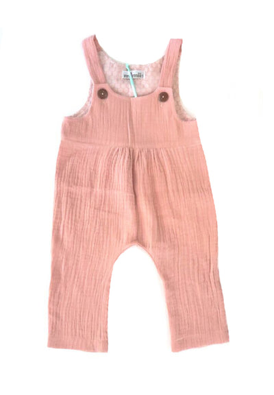 cotton muslin romper