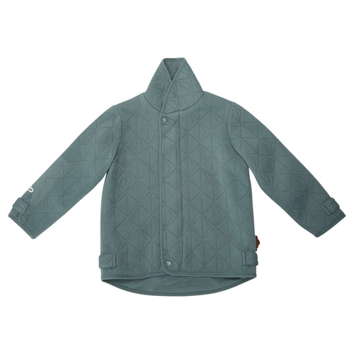 Little Loke Thermo Jacket Ocean Green For Babies | Gabri Isle