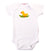 Duck Onesie For Babies | Gabri Isle
