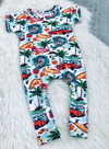 Surfer Romper For Babies | Gabri Isle