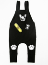 Dog Patches Dungarees For Babies | Gabri Isle