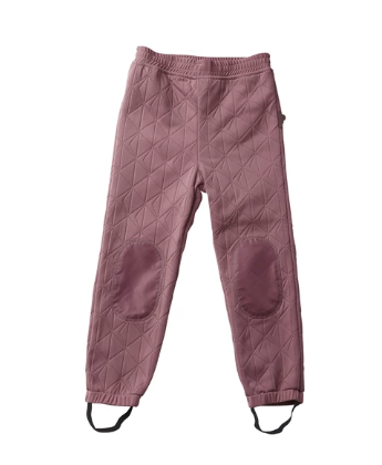 Sigrid Thermo Pants (Dark Rose) For Babies | Gabri Isle