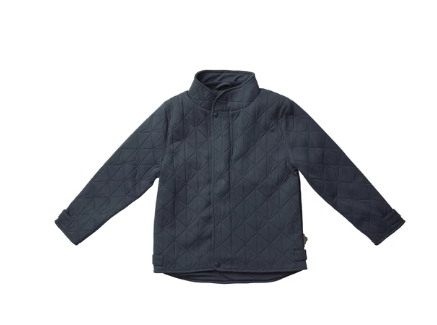 Little Leif Thermo Jacket (Deep Navy)