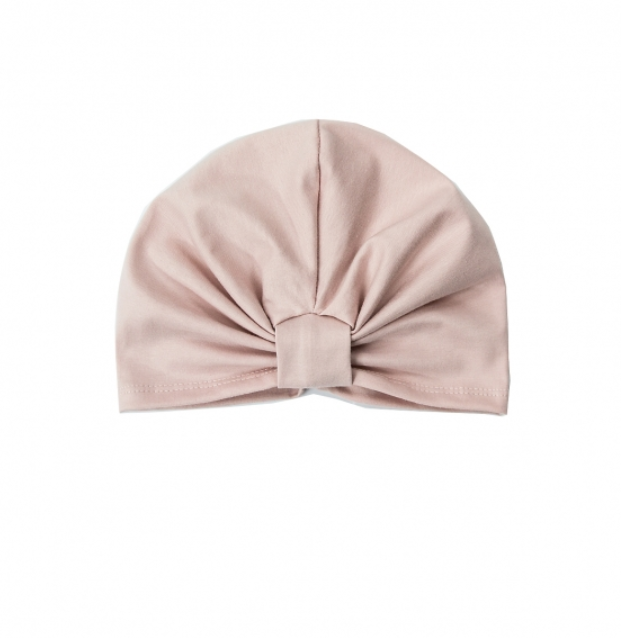 Blush Pink Turban for babies and toddlers