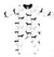 Dachshund Footed Onesie For Babies  | Gabri Isle