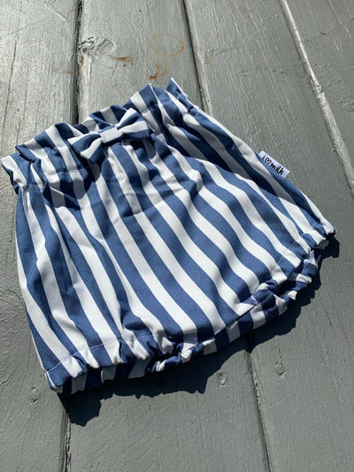 Stripes Print Bloomers