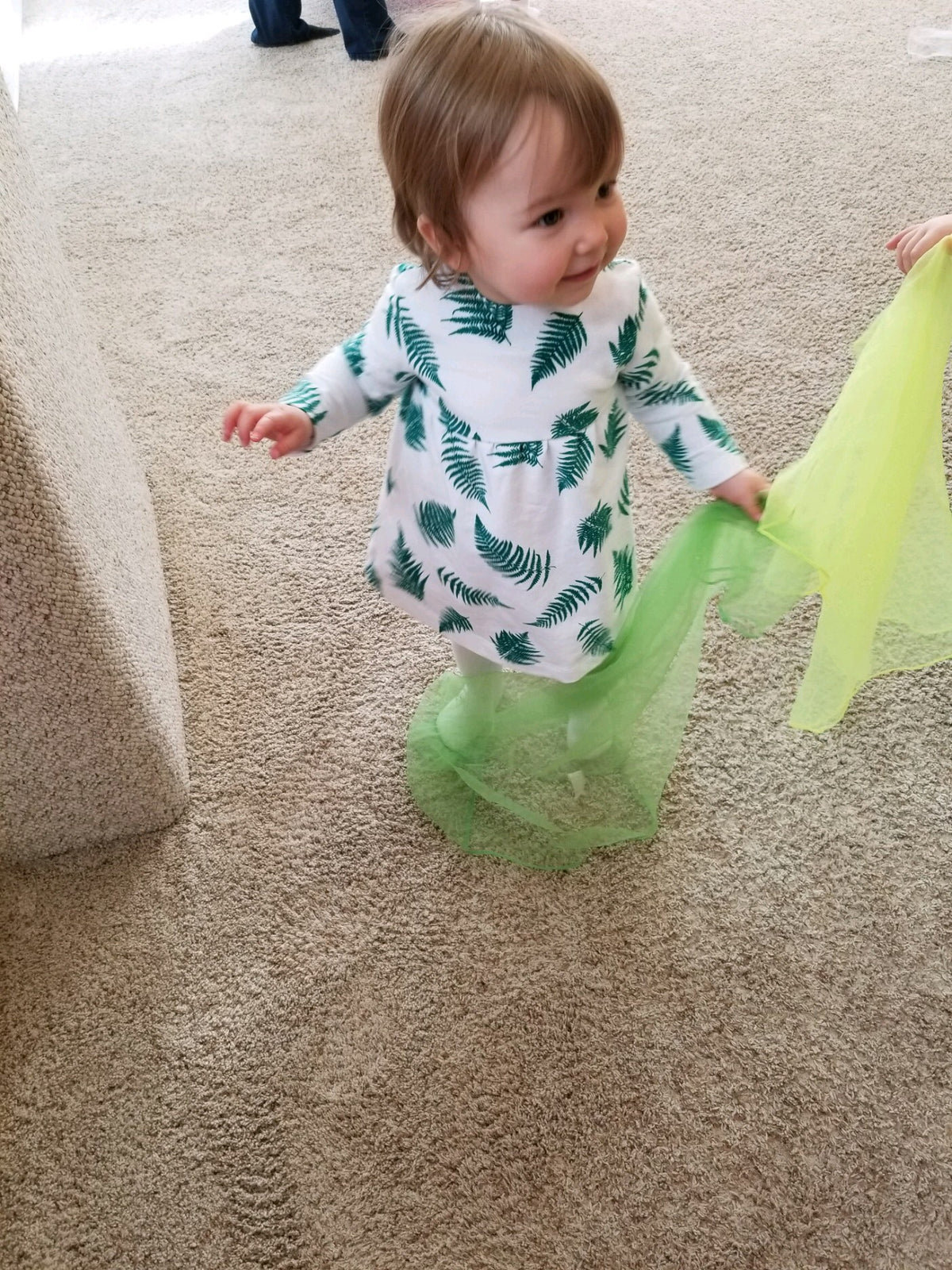 Fern Dress For Baby Girls | Gabri Isle