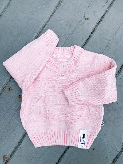 Penguin Knit