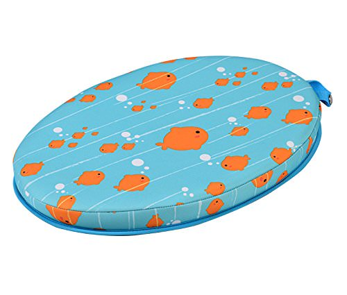 Guppy & Friends Bath Kneeler, Oval-shape