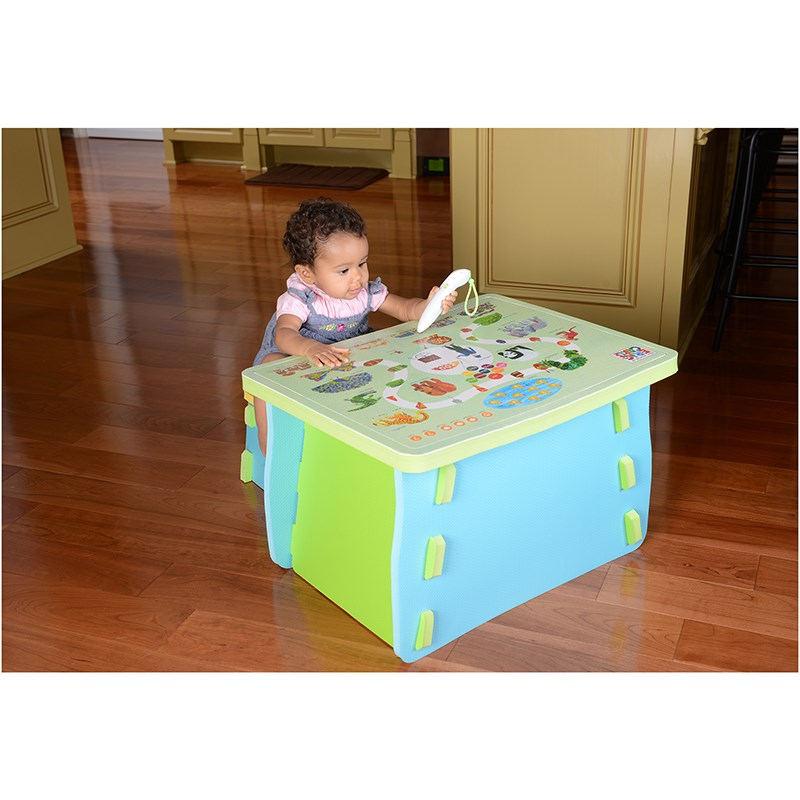 The Very Hungry Caterpillar Interactive Learning Table & Chair