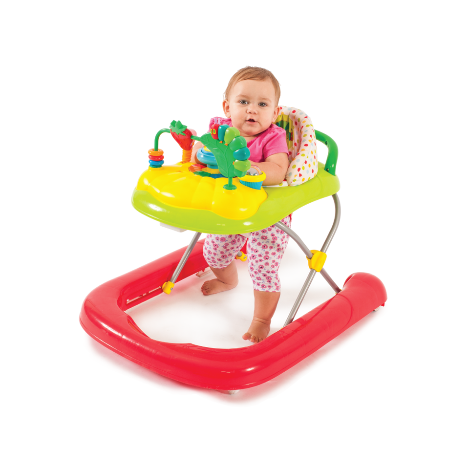 The Very Hungry Caterpillar™ 2 in 1 Activity Walker by Creative Baby