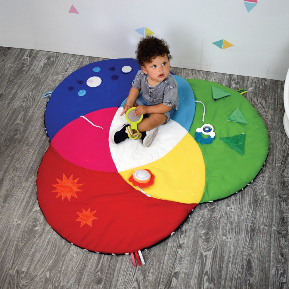 Little artist play mat