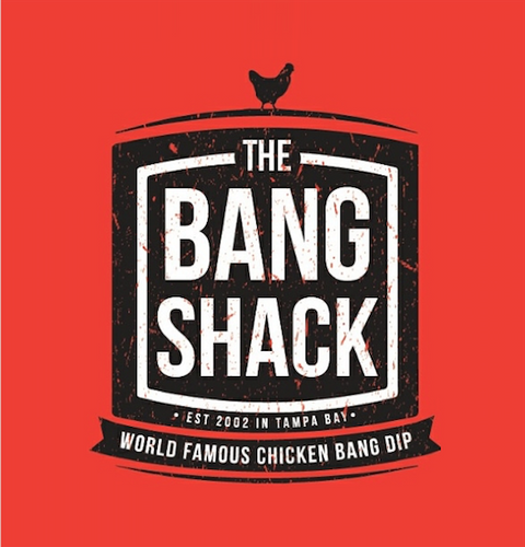 """The Bang Shack"" World Famous Dip Tank Top"