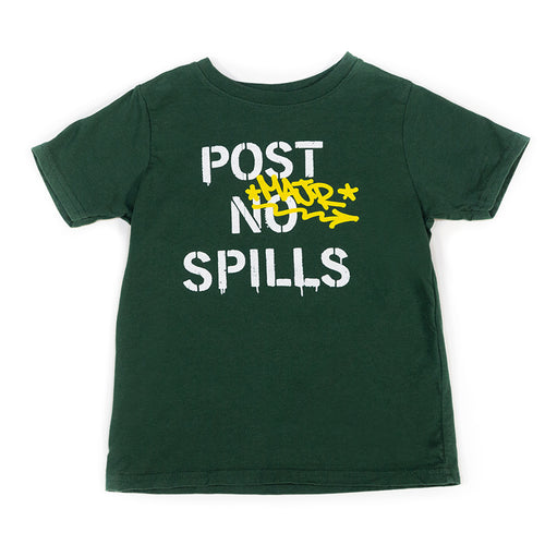 POST NO SPILLS TODDLER TEE