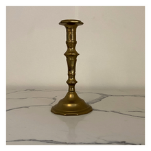 Load image into Gallery viewer, Brass Candlestick- 2