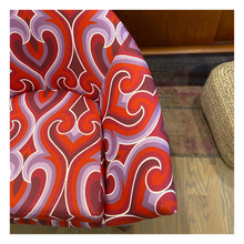 Load image into Gallery viewer, Psychedelic Mid Century Modern Armchair