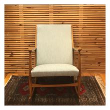 Load image into Gallery viewer, Mid Century Modern Rocking Chair