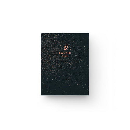 The Baltic club - Cosmic pocket notebook