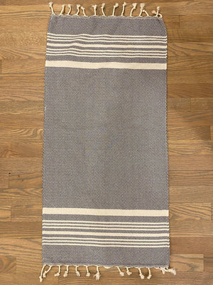 Open image in slideshow, Striped Turkish Hand Towel