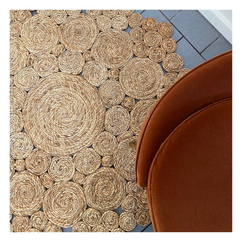 Parlour Collab - Smirle Rug