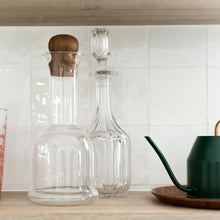 Load image into Gallery viewer, Dansk Glass Decanter