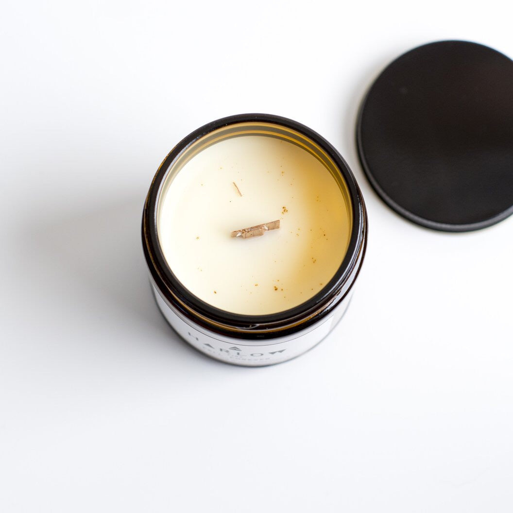 Harlow 8oz essential oil candle - Fall Forever