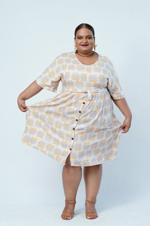 Woke Up Like this - Free Size Dress