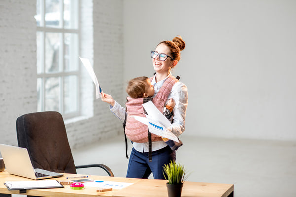 How Working Moms Can Keep Calm in a Crisis for Their Kids and Work Team