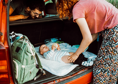 Travel Safety With Infants or Toddlers