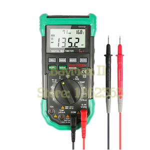 Mastech MS8229 Auto-Range 5-in-1 Multi-functional Digital Multimeter with DMM, Lux,Humidity,Sound Level,Thermometer