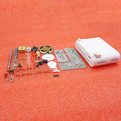 AM FM Radio Kit Parts CF210SP Suite For Ham Electronic Lover Assemble DIY Electronic Production Suite