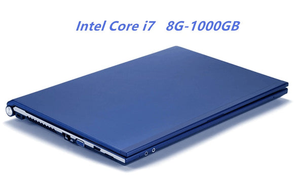 8GB RAM+1000GB HDD Intel Core i7 Laptops 15.6
