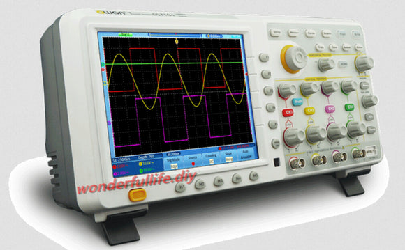OWON TDS8204 Digital Oscilloscope 8