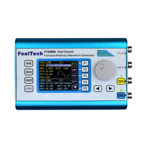 High Precision Signal Generator Digital DDS Dual-channel function Generator Frequency Meter Arbitrary Waveform 200MSa/s 25MHz