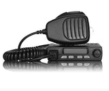 AC-001 Ultra Compact AM/FM Mini Mobie CB Radio 26MHz 27MHz 10 Meter Amateur Mobile Radio Albrecht AE-6110 Citizen Band Radio