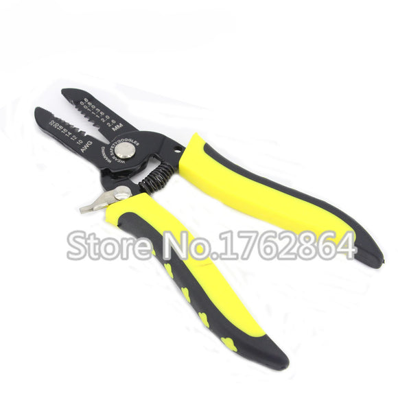 Wire Stripper pliers, Strippers Electronic pliers Suitable for 0.6-2.6mm 22-10AWG