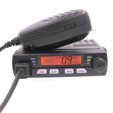 Ultra Compact AM/FM Mini Mobie CB Radio 26MHz 27MHz 10 Meter Amateur Car radio Station CB-40M  Citizen Band Radio