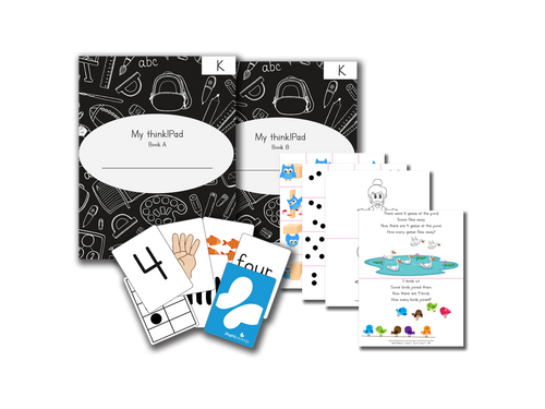 Developing Roots Kindergarten Student Bundle (Packs of 10)