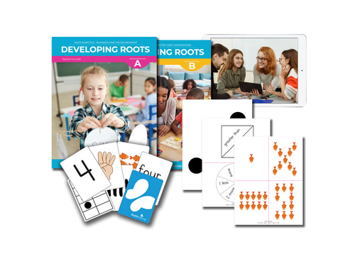 Developing Roots Kindergarten Teacher Bundle