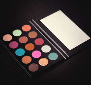 Remedy II CoCo Eyeshadow Palette - Beauty By Stony