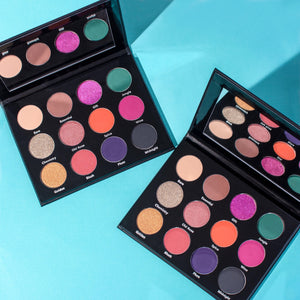 Remedy Eyeshadow Palette - Beauty By Stony